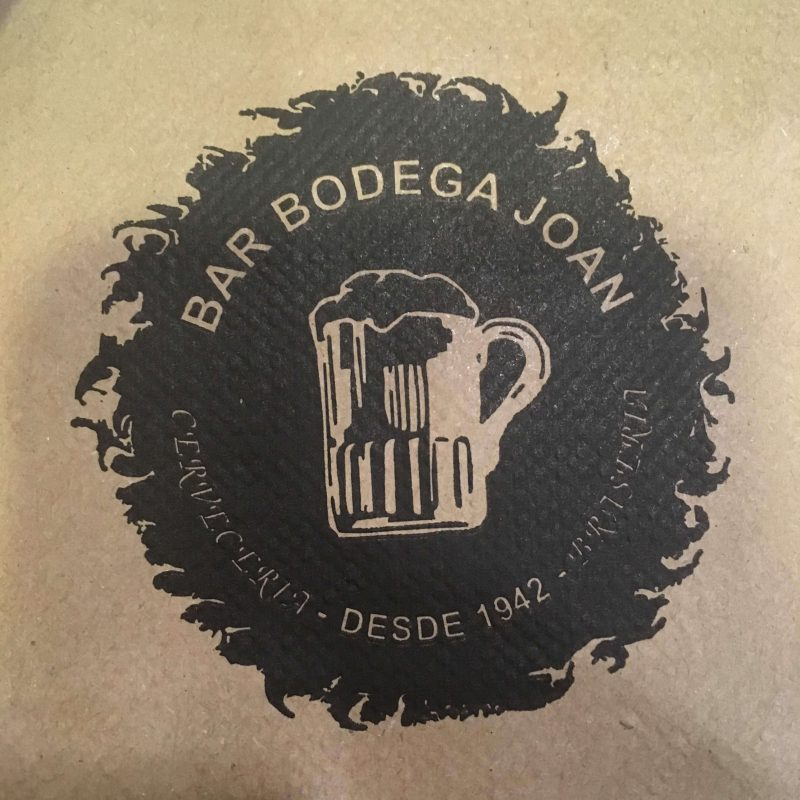 bar bodega joan
