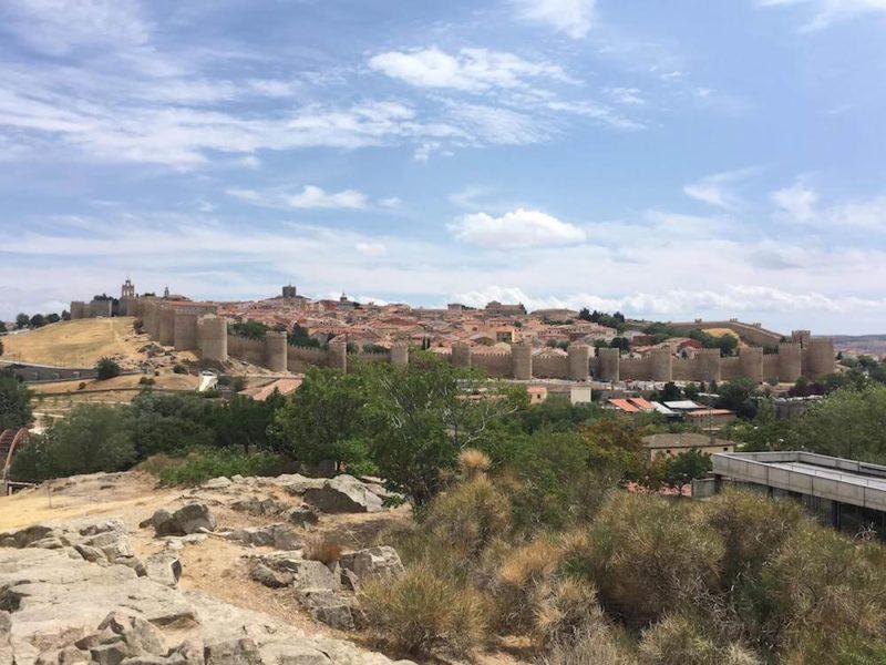 アビラの城壁