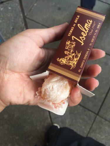 アビラのお菓子