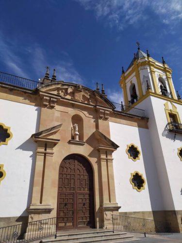 スペイン ロンダ 教会