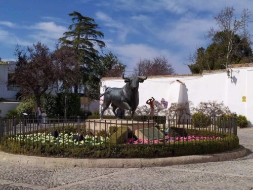 スペイン ロンダ 闘牛場