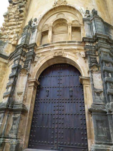 スペイン ロンダ 旧市街 教会