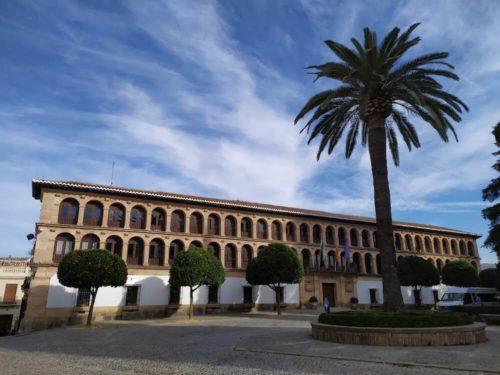 スペイン ロンダ 旧市街 市役所