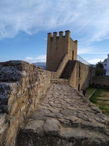 スペイン ロンダ 城壁
